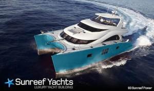 Shereen shabnam catamaran