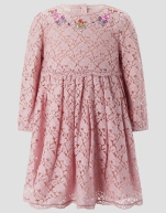 Monsoon Children - Baby Aria Lace Dress - 245 AED