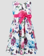 Monsoon Children - Baby Oil Painting Dress- 385 AED