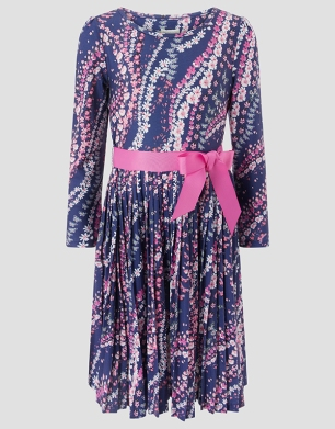 Monsoon Children - Winifred Jersey Dress - 165 AED
