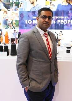 Faraz Mehdi, Regional Sales Head at Anker Innovations MEA